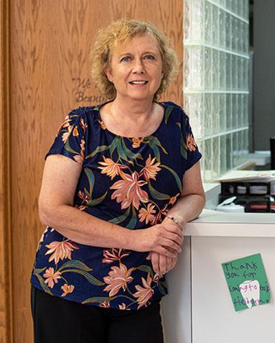 Robyn Davis, Financial Coordinator Clarinda Family Dentistry