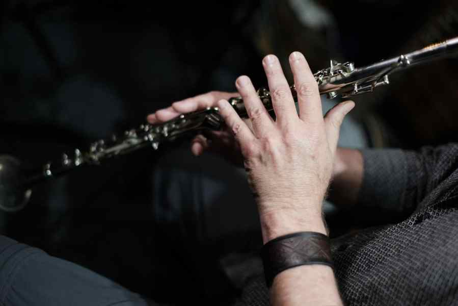 Clarinet was invented in renaissance