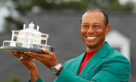 Donald Trump Celebrates Golfing Buddy Tiger Woods' Unlikely Masters Victory