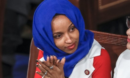 Ilhan Omar: No One Can 'Threaten' My 'Unwavering Love' for America