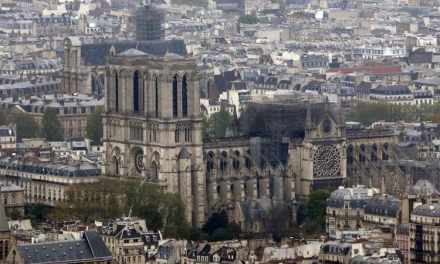 Neither the Cathedral Nor Paris Is as Timeless as It Can Seem