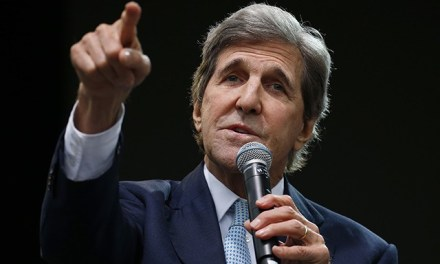 John Kerry on 2020: 'I Want to See What Joe Is Going to Do'