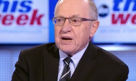 Dershowitz: 'No Constitutional Difference' Between WikiLeaks And New York Times