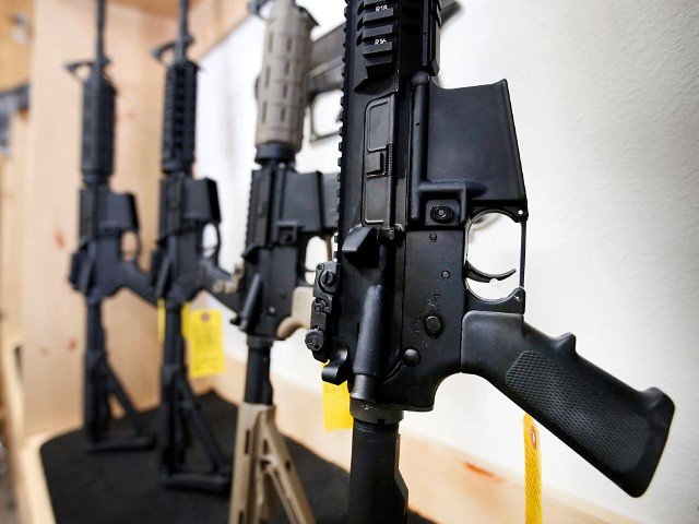 Pittsburgh Mayor Signs Law to Ban Use of AR-15s in City Limits