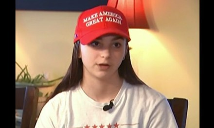 New Hampshire School Forces Teen to Remove Trump Hat, Hide T-Shirt on 'Patriotic Day'
