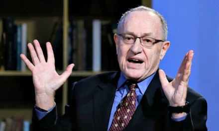 Exclusive — Dershowitz on Claims He Took Part in Epstein Scandal: Perjury Is a Crime