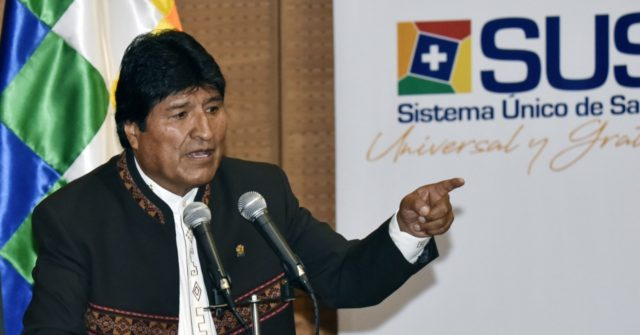 Bolivian Leftist Evo Morales Visits Turkey Seeking Military Cooperation