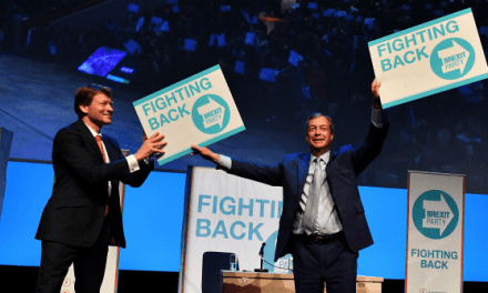 Farage: British Are 'Lions Led by Donkeys', Vows to 'Change Politics for Good' at Brexit Party Rally