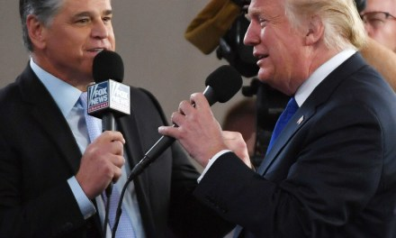 Trump refers to Fox News as 'we,' after years of echoing the network