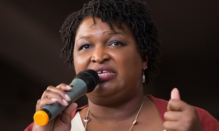 Stacey Abrams: 'Credible Political Path' for Reparations for Black, Native Americans   Breitbart