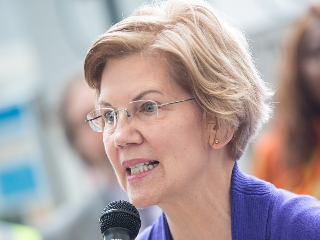 Warren: If Anyone Else Did 'What's Documented in the Mueller Report,' They'd Be 'Put in Jail'