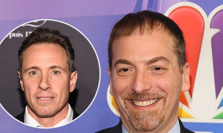 Chuck Todd Feuds with Chris Cuomo: 'Nobody' in Television Wanted to Hire Him