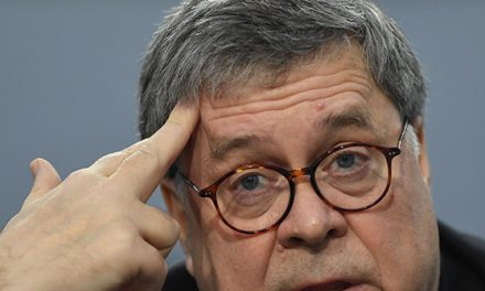 AG William Barr: Situation at U.S.-Mexico Border 'Really Unprecedented'
