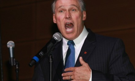 Inslee: 'A Lot' of Immigrants Crossing the Border Are 'Climate Refugees'