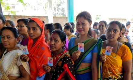 India: Tens of Millions Vote on First Day of World's Largest Democratic Elections