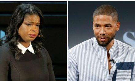 Kim Foxx Called Jussie Smollett 'Washed Up Celeb Who Lied to Cops' in Text Messages