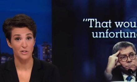 Maddow: AG Barr's Refusal to Hand Over Unredacted Mueller Report Could Force Impeachment Inquiry