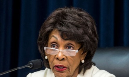 Maxine Waters Grilled Bank Executives on Student Loan Business That the Government Took Over in 2010