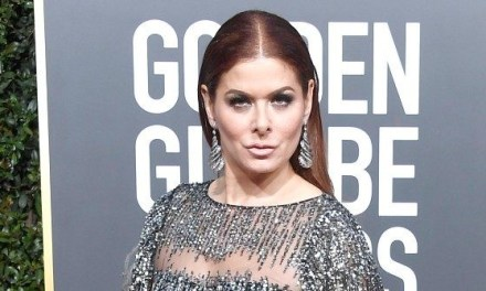 Debra Messing Calls Army Funding Border Wall Construction 'Disgusting and Irresponsible'