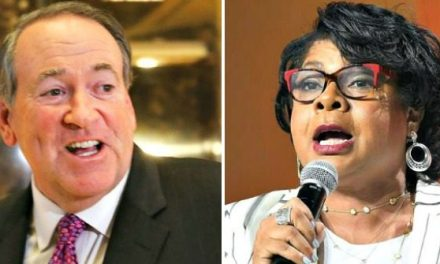 April Ryan Freaks on Mike Huckabee: 'Will You Get into Heaven? The Answer is No!'