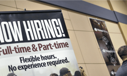 Parker: The Numbers Prove This Economy Is Not Letting Up