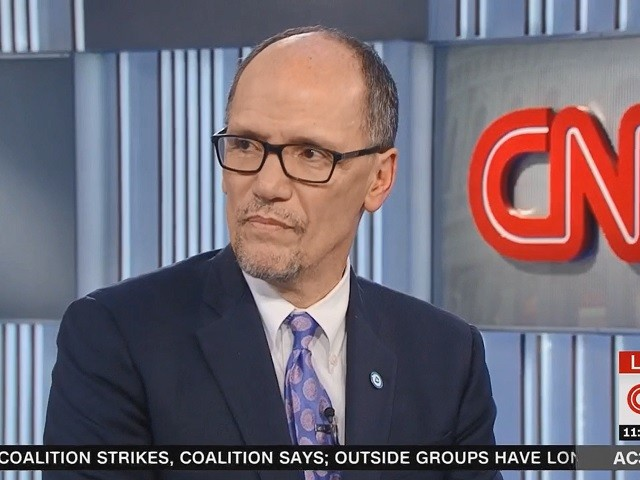 Perez: Trump's Attempting to 'Distract' From Other Issues by Going After Omar