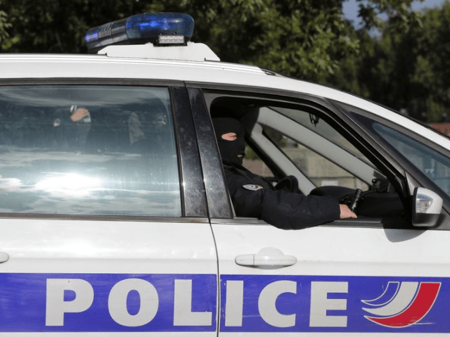 Man Attacks French Police Calling Them 'Dirty Whites'