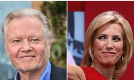 Watch: Jon Voight Offers Support to Laura Ingraham Amid Blacklist Campaign