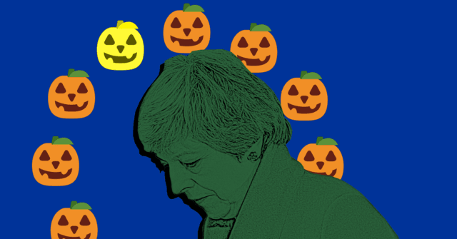 Zombie May's Halloween Brexit: Establishment Stitch-up Delays Departure Until October 31st