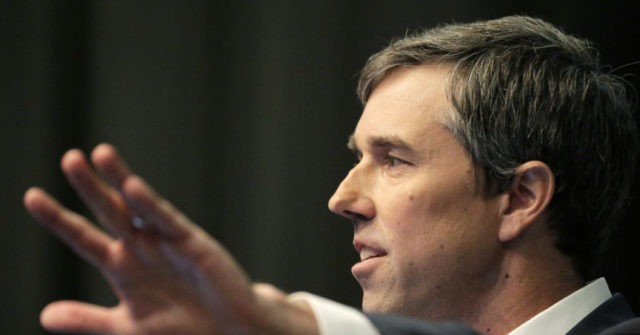 Robert 'Beto' O'Rourke to Return Fossil Fuel Exec's Contribution After Challenge