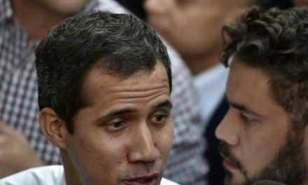 Venezuela's Guaido Claims 'Secret Conversations' with Military on Removing Maduro