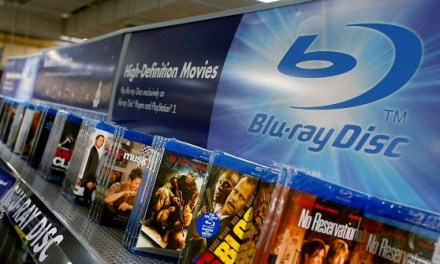 Nolte: Disc Sales Collapse Nearly 50% over 4 Years (Because Movies Suck)