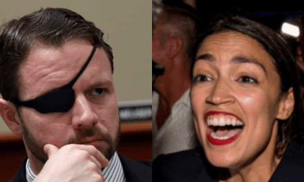Alexandria Ocasio-Cortez Faces Backlash for Scoffing that Veteran Dan Crenshaw Should 'Go Do Something' About Terrorism
