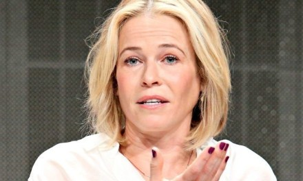Chelsea Handler Blames Her 'White Privilege' for Acting Like 'Spoiled Brat' After Trump Election