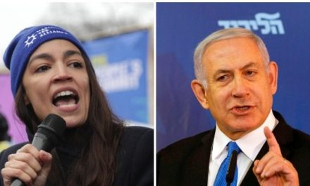 Ocasio-Cortez:Cutting Military Aid to Israel Is 'Certainly on the Table'