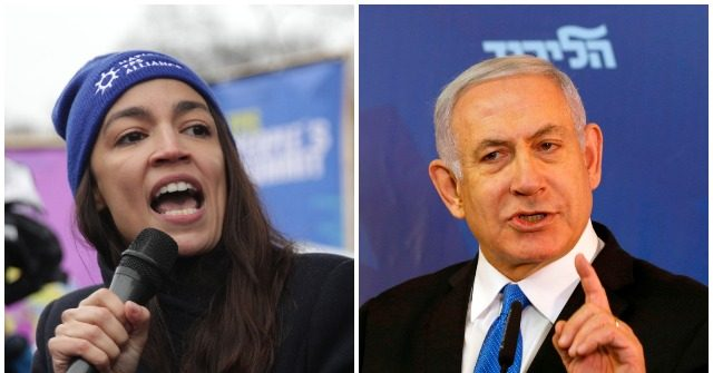 Ocasio-Cortez: Cutting Military Aid to Israel Is 'Certainly on the Table'