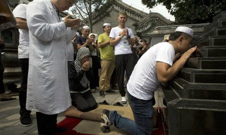 China: Muslim 'Re-Education' Camps Needed to Prevent Another New Zealand Massacre