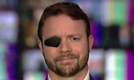Dan Crenshaw Wants to Skydive with Tiger Woods to Celebrate Masters Win