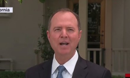 Schiff: 'It's Clear' Mueller Wants Congress to Consider 'Consequences' for Trump's Obstruction