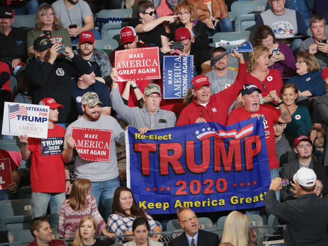 Poll: 58% of Voters Approve Trump Economy Ahead of 2020