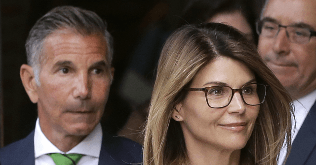 Actress Lori Loughlin Pleads Not Guilty in College Admissions Scam