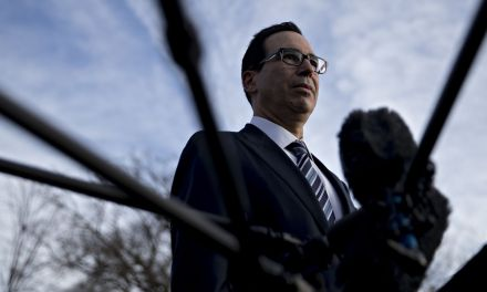 House Democrats subpoena Trump's tax returns from Treasury Secretary Steven Mnuchin, IRS chief