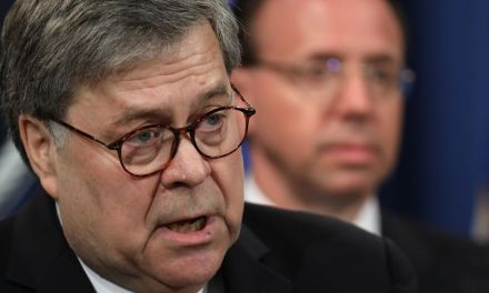 AG Bill Barr's opening statement to the Senate Judiciary Committee