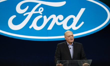 Seeing a twisting road ahead, Ford cuts 7K white-collar jobs