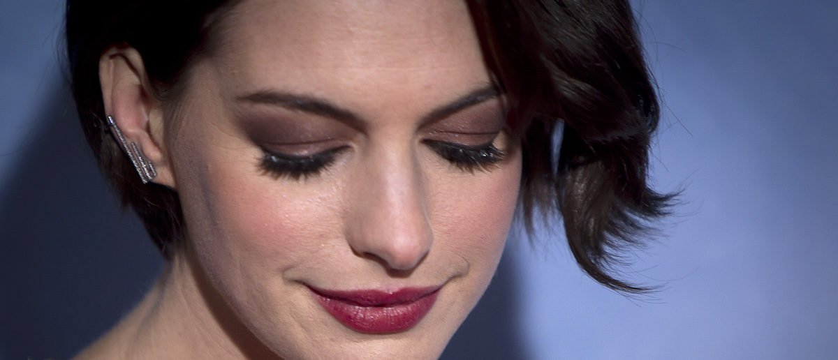 Anne Hathaway Wins Days With Racy Photo Shoot For Shape Magazine