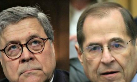 Barr Skipping House Judiciary Hearing, Nadler Threatens Contempt