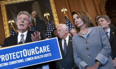 McCarthy: Dems 'Torpedoing' Healthcare Bills, Propping Up Obamacare