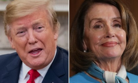 Nancy Pelosi: Trump 'Correct in Asserting What We Have to Do with China'