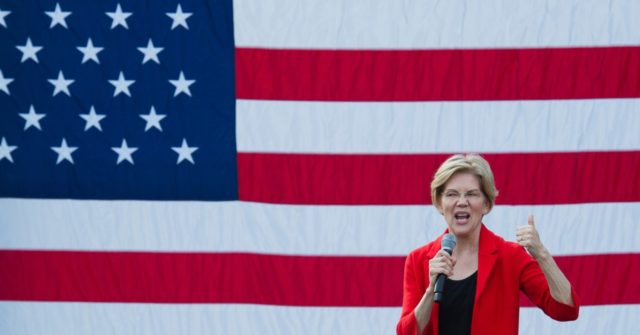 Warren Calls for Federal Government Control to Keep Abortion Legal