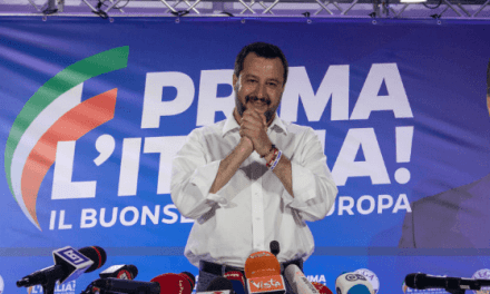 Salvini Leads Lega to Historic First National Election Victory